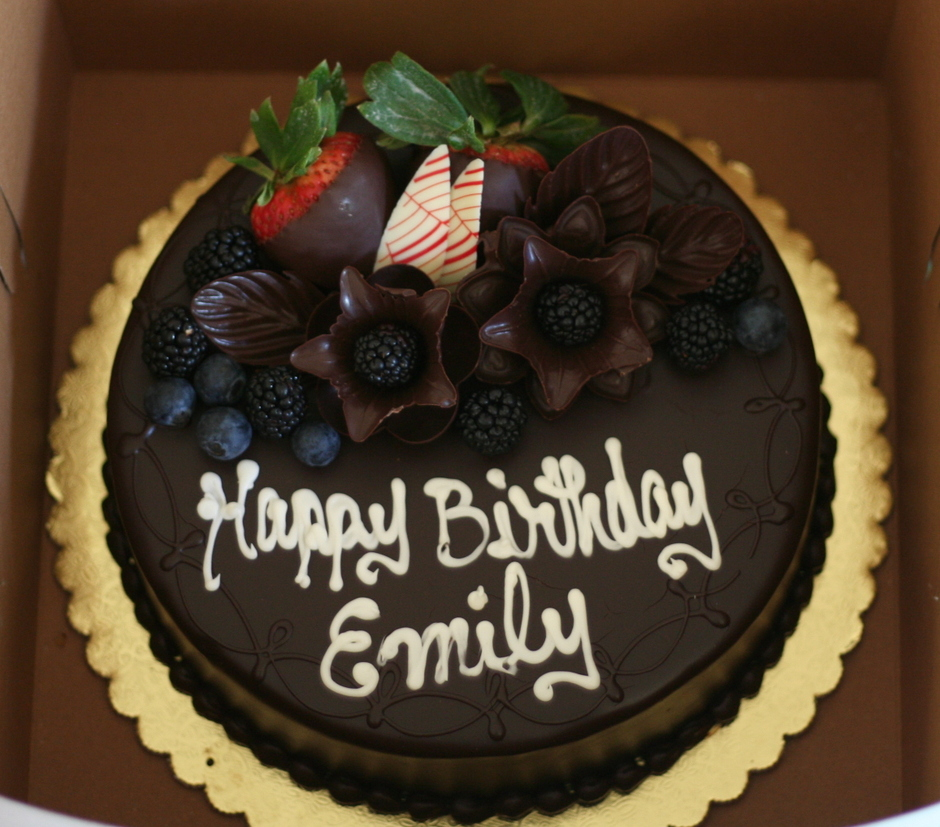 Emily Loves Birthday Cake Ideas and Designs