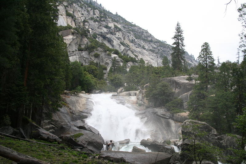 Mist Falls, Kings Canyon